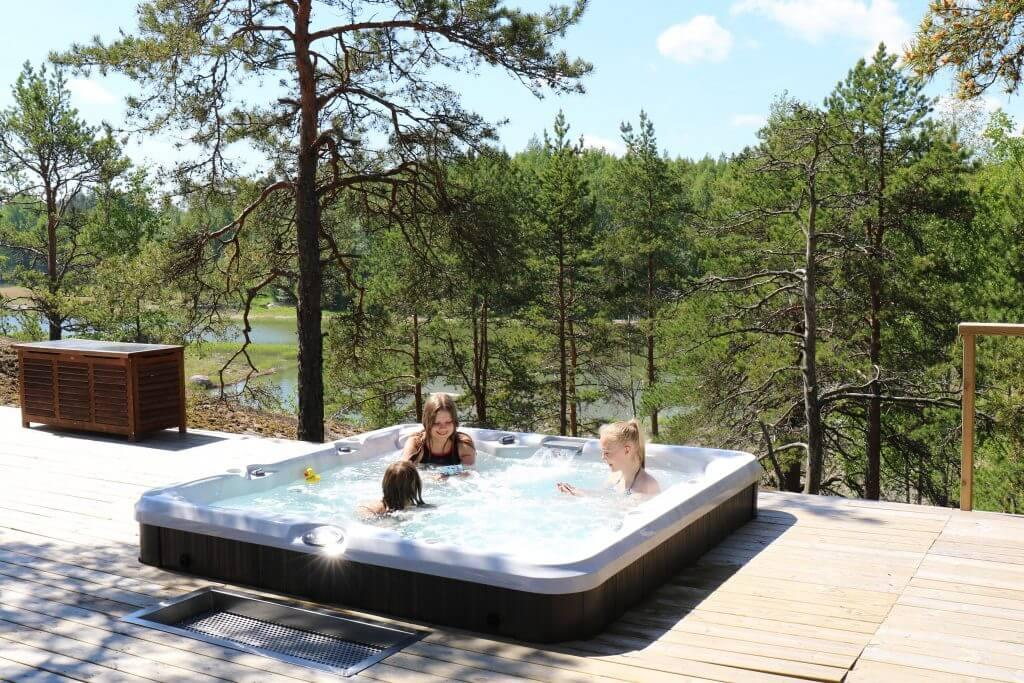 ProPatio - Hot tubs, jacuzzis, spas, swimming pools shop in Finland