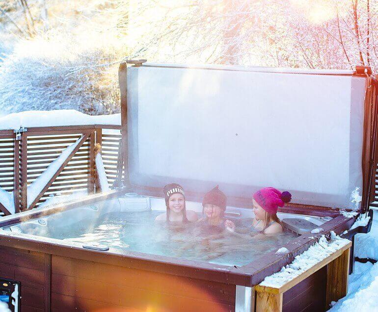 Jacuzzi® hot tubs - ProPatio