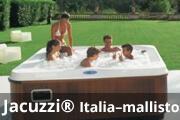 Jacuzzi Italia-mallisto